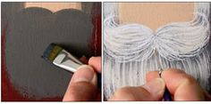 Painting Tutorials from ArtistsClub.com : Tole and Deocrative Painting Supplies, Books, and more