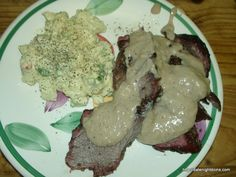 Smoked Chuck Roast - Date Night Doins BBQ For Two