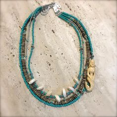 Mermaid Shell Necklace