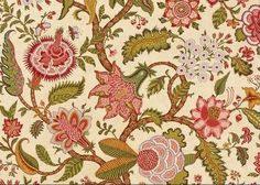 love the colors and the intricate patterning of this fabric.  Indian.