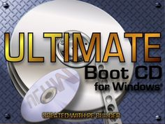 The Ultimate Boot CD is a Live Distribution Operating System. In other words, UBCD lets boot to an operating system, straight from a CD. UBCD has many tools that may be used for repairing, restoring, and diagnosing Windows computers. Computer Help, Computer Internet, Computer Tips, Windows Cd, Computer Problems, Live Cd, Windows Versions, Laptop Repair, Helfer