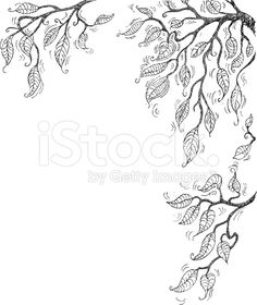 leaf doodle - Google Search
