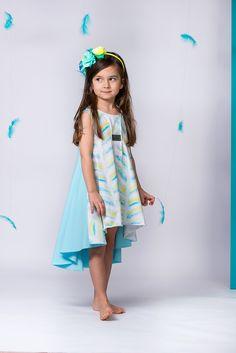 Suknie i sukienki dla dziewczynek na DeFashion.pl | #defashionpolska #fashion #kids #dresses #sukienki #dzieci #suknia Fashion Kids, Harajuku, Summer Dresses, Blog, Summer Sundresses, Blogging, Summer Clothing, Summertime Outfits, Summer Outfit