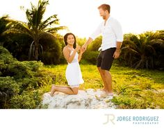 Jorge Rodriguez Photography - Destination Wedding Photography & Portrait based in Playa del Carmen, covering Tulum, Cozumel, Isla Mujeres, Cancun & Riviera Maya Mexico  - Riviera Maya Engagement Photos: Hi Jorge!. .Thank you so much for your great work! Sonia and I are very happy with the pictures. We were both very quick with posting the new photos to our Facebook profiles. I will make sure we will recommend you to our friends and family if they are in need of a photographer and we will…