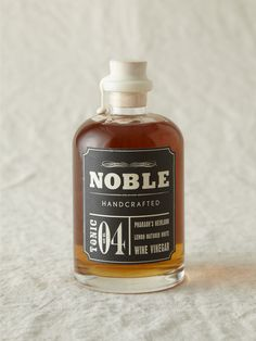 Noble Handcrafted Tonics. Syrups And Vinegars That Taste As Good As They Look.