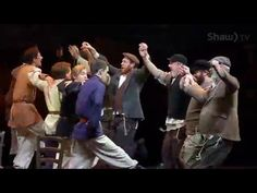 """L'chaim"" performed by Royal City Musical's Fiddler on the Roof cast"