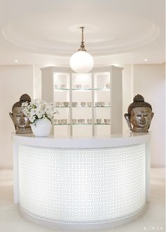 The Spa | Reception