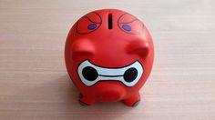 Baymax Piggy Bank by FuzzBird on Etsy
