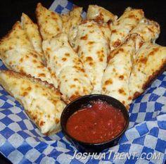 """""""Pizza Hut"""" Cheese Bread"""