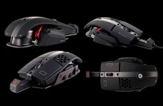 Tt eSPORTS shows Level 10 M Hybrid Gaming Mouse