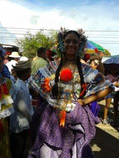 When a Panamanian girl reaches 15, she wears a beautiful special dress called a pollera (pictured). They dress her up, put makeup on and do her hair. It is really nice to see and very traditional.  - See more at: http://www.bestplacesintheworldtoretire.com/questions-and-answers/1151-what-is-the-culture-of-panama#sthash.31VyWwr3.dpuf