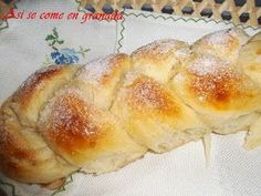Brioche braid Sweet bread – Famous Last Words Pozole, Sweets Cake, Cookie Desserts, Fruit Buffet, Challah Bread Recipes, Mexican Bread, Sweet Dough, Mexican Dinner Recipes, Pastry And Bakery