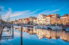 Delfshaven rotterdam Rotterdam Architecture, Homeland, Belgium, Netherlands, New York Skyline, Places To Go, Europe, Explore, Landscape