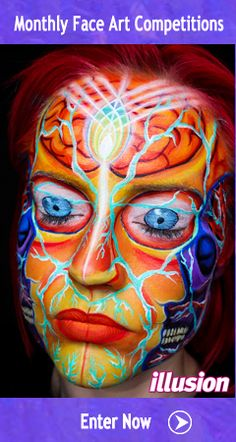 Mind blowing ! 3D Graffiti Body Art by Russian Graffiti artist, Znag who is carving a niche for himself