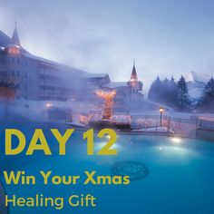 Don't Miss Out On Your Chance to Win Today's Healing Xmas Present! Win an overnight stay for 2 at @Posthotel.Achenkirch, ‪#‎Austria‬ and experience one of our wonderful healing hotels. https://www.facebook.com/HealingHotelsOfTheWorld/