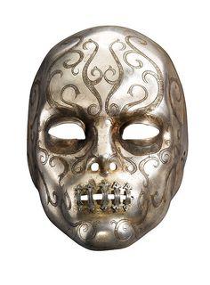 Bellatrix Lestrange Death Eater Mask Latex Full Mask