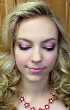 Younique by Kristen Morton: Tickle Me Pink: Valentine's Day Makeup Tutorial