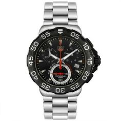 Buy TAG Heuer Men's CAH1110.BA0850 Formula 1 Chronograph Watch