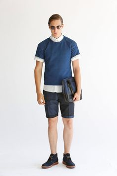 Bespoken Spring 2014 Menswear Collection Slideshow on Style.com