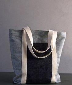 Tutoriel couture : L'indispensable sac de plage à emporter avec vous cet été. Frais, coloré et facile à réaliser, le cabas de plage est fait pour vous !