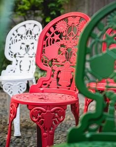 Industry and Rock and Roll. Seletti presents Industry Garden Collection by Studio Job