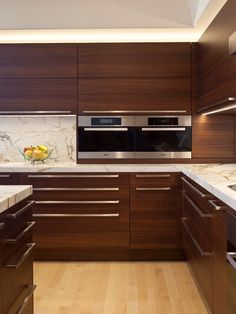 Modern kitchen design #modern #kitchen Like the palette, but too modern for | http://floor-design.blogspot.com