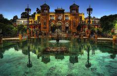 Seville, Spain. #JuicyDestinations