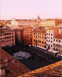 Piazza Navona Rome, Italy @gabrielerotondaro