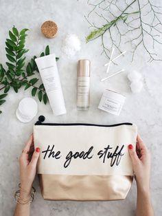 New Darlings - bareMinerals Skincare routine #skinsogood
