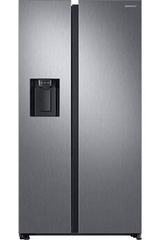 Refrigerateur Americain Samsung Rs68n8240s9 Ef Refrigerateur Americain Grand Refrigerateur Et Frigo Americain