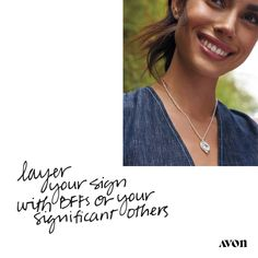 Zodiac Coin Necklace Search for your personal style inspiration all the way up in the stars. What Is Your Sign, Avon Brochure, Avon Online, Avon Representative, Rest, Tinted Moisturizer, Coin Necklace, Sign I, Natural Makeup