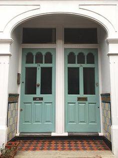 Door, Classic, Architecture