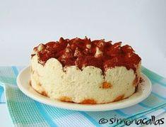 simonacallas - Desserts, sweets and other treats Something Sweet, Marsala, Vegan Vegetarian, Vegan Food, Yogurt, Vegan Recipes, Cheesecake, Sweets, Ethnic Recipes