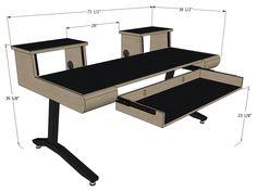 SCS Keyboard Desks 61 Key