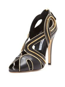 Lima Sandal by Brian Atwood at Gilt