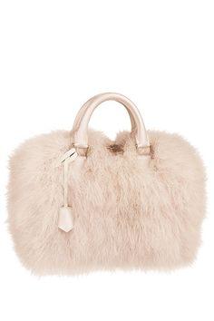 Louis Vuitton - Fluffy handbags