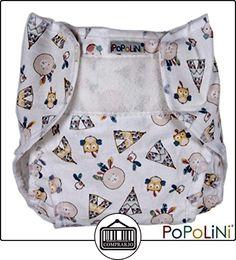 POPOLINI - Culotte de protection Popowrap TIPI - TAILLE L (9-15 kg)  ✿ Seguridad para tu bebé - (Protege a tus hijos) ✿ ▬► Ver oferta: http://comprar.io/goto/B00YU4PRRS