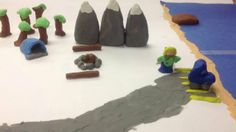 Clay videos - Grade 4 Inquiry on Canada - cross-curricular art and social studies ! Inquiry Based Learning, Teaching Social Studies, Cross Curricular, Blended Learning, British Columbia, Clay Videos, Canada, Geography, Ontario