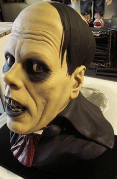 Phantom of the Opera Bust!