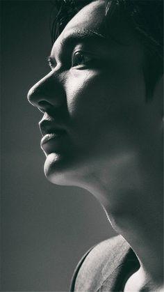 Park Hae Jin<3 That handsome profile!