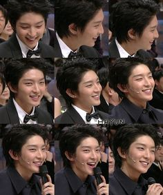 Lee Joon Gi (이준기)'s beautiful smile