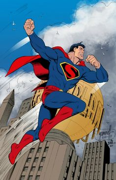 Superman by Tom Grummett, Doug Hazlewood, and Gerry Turnbull *