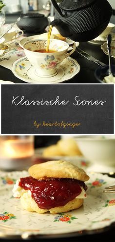 Delicious scones are really great on a family weekend. Best with jam and tea :] You can find the rec Fall Dessert Recipes, Fall Desserts, Brunch Recipes, Breakfast Recipes, Fish Recipes, Baby Food Recipes, Cookie Recipes, Healthy Appetizers, Appetizer Recipes