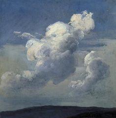 Das+Kunstwerk+Cloud+Study+-+Johann+Christian+Clausen+Dahl+liefern+wir+als+Kunstdruck+auf+Leinwand,+Poster,+Dibondbild+oder+auf+edelstem+Büttenpapier.+Sie+bestimmen+die+Größen+selbst.