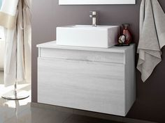 London Natural White Oak Cabinet 700 | CTM