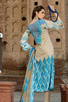 Lala Textiles 2013 collection of Pakistani dresses and new cozy prints of lawn. This post is under Lala Textiles fashion brand.