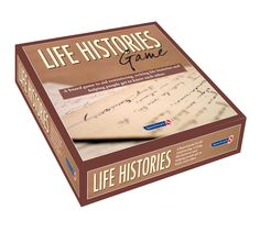 Life Histories Game by Robin Dynes
