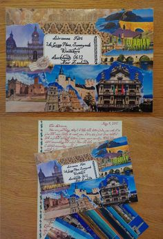 Mail Art, mailart, letters, penpals, penpalling, happy mail, snail mail, postal mail, writing, vintage calligraphy, thematic mail.