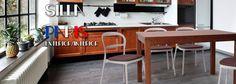 Silla Paris: combina el tapizado con los colores del mobiliario de tu cocina