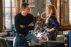 Chicago P.D. Season 8: Spoilers, Renewal and Everything Else We Know Nbc Chicago Pd, Chicago Med, Patrick John Flueger, Marina Squerciati, Tracy Spiridakos, Jason Beghe, Moment Of Silence, Dc Legends Of Tomorrow, New Journey